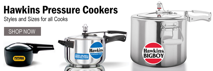 Shop Now for Hawkins Pressure Cookers